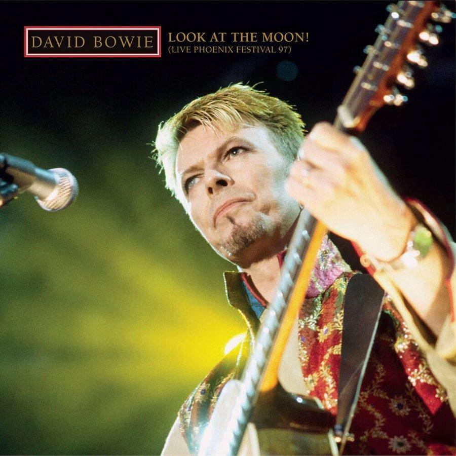 """Look at the Moon!"" dal 12 febbraio il nuovo live di Bowie 1"