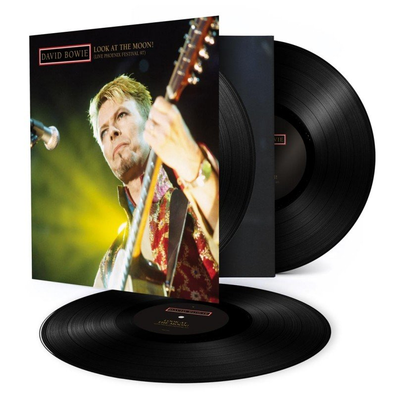 """Look at the Moon!"" dal 12 febbraio il nuovo live di Bowie 2"