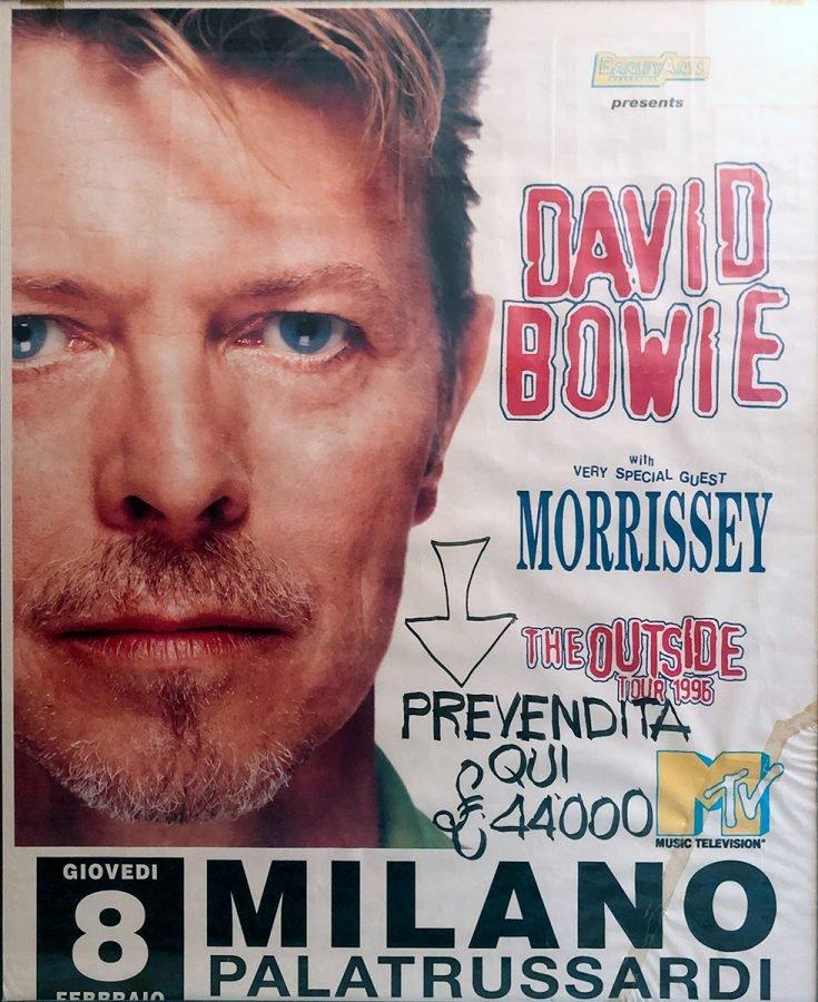 Outside Tour - Milano, 8 Febbraio 1996 1