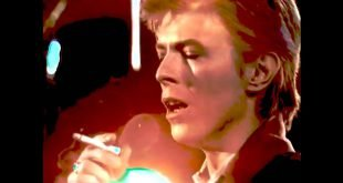 Addio David Bowie stampa