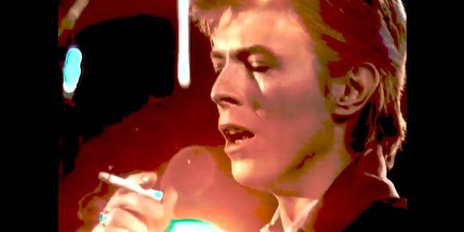 Addio David Bowie stampa