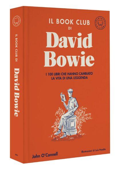 Book Club di David Bowie O'Connell Libro recensione Blackie 3