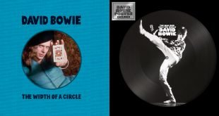 David Bowie The WIdth of a Circle box testata vinile picture