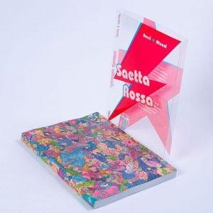 plastic box Saetta Rossa Marco Bucci Bowie fumetto