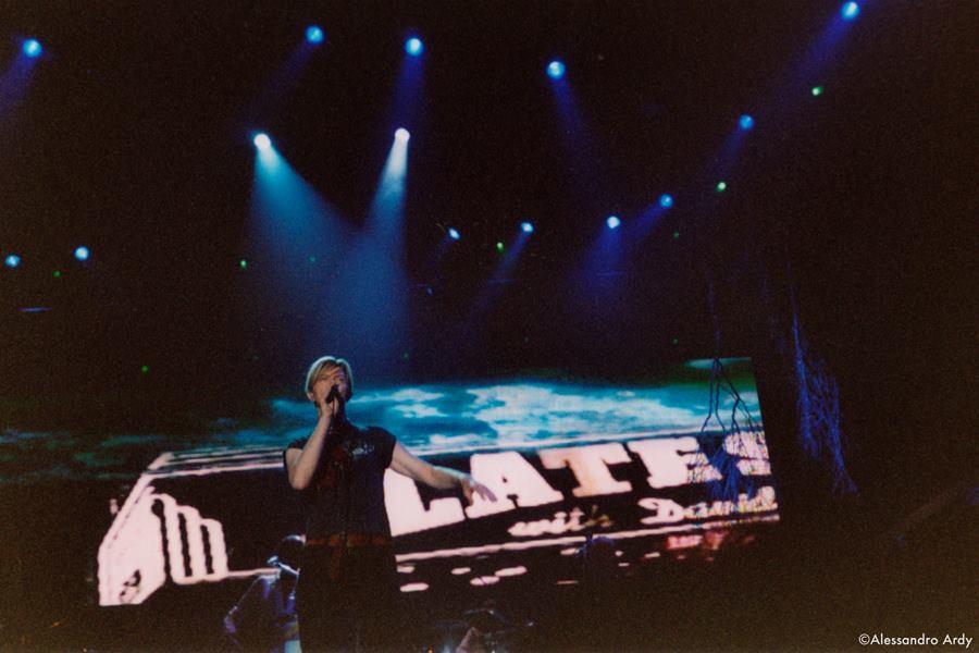 Reality Tour, Milano 23 Ottobre 2003 67