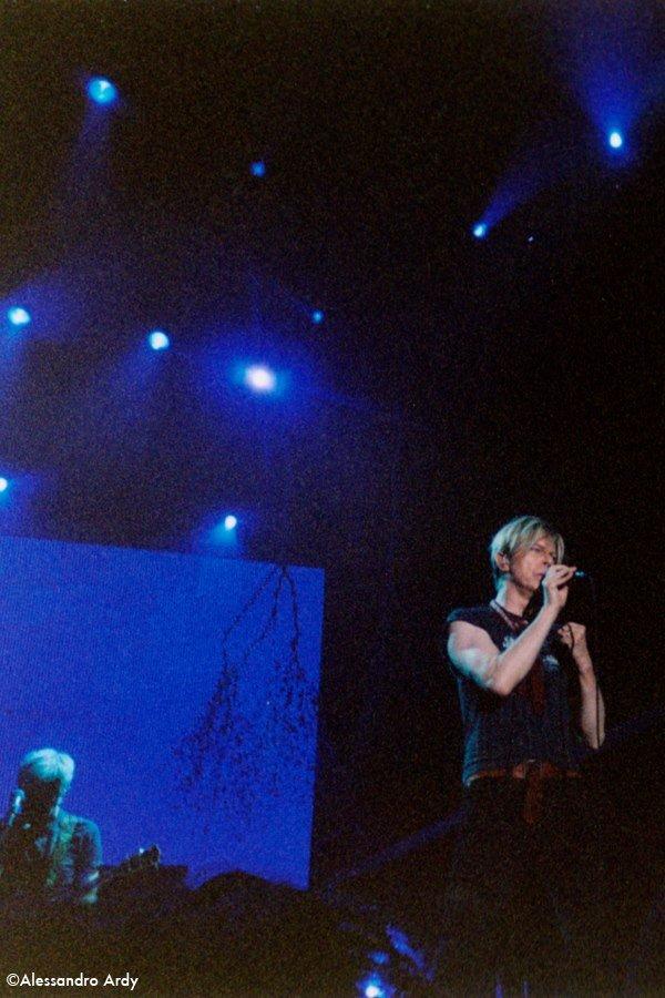 Reality Tour, Milano 23 Ottobre 2003 68
