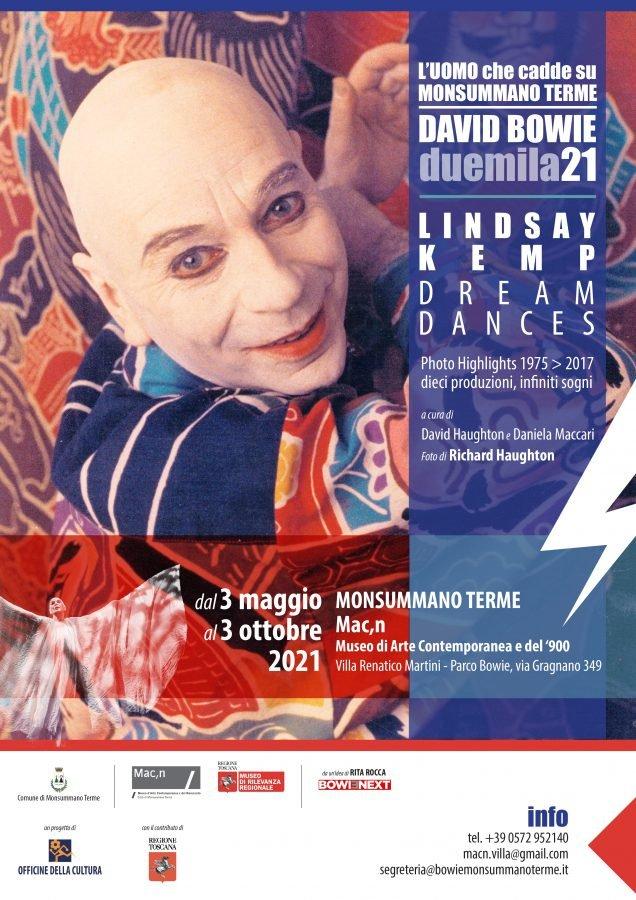 """Lindsay Kemp - Dream Dances"" a Monsummano 1"