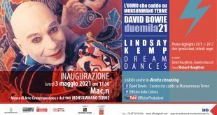 monsummano lindsay kemp dream dances