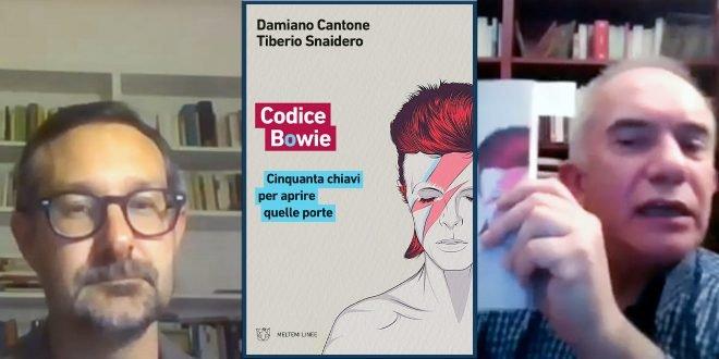 Codice Bowie testata video intervista recensione