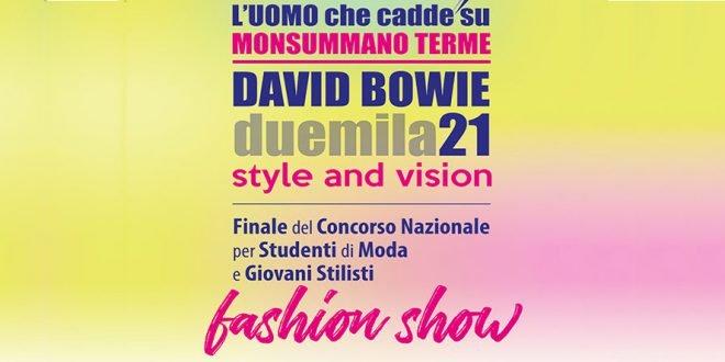 Bowie Style and Vision : la sfilata finale del fashion show 1