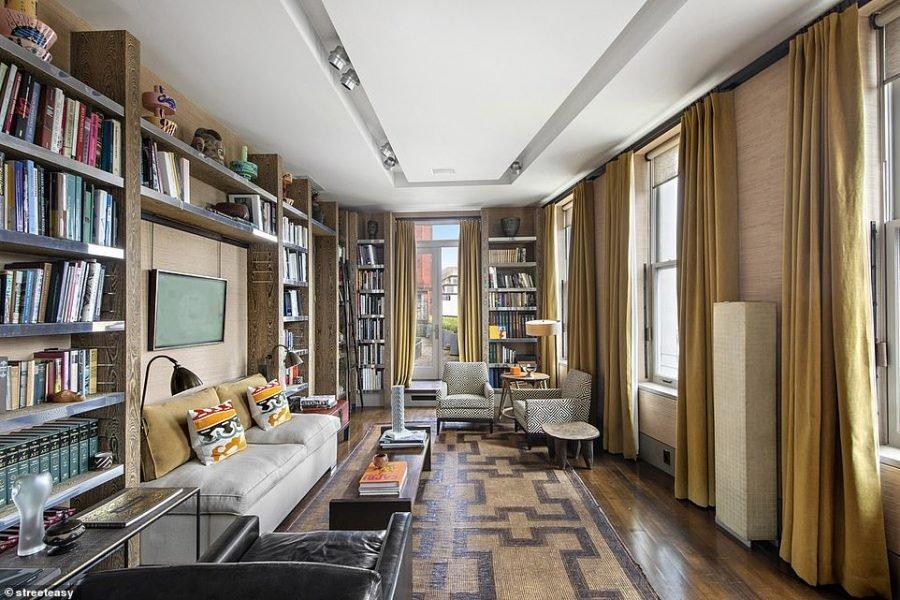 David Bowie Lafayette Appartamento