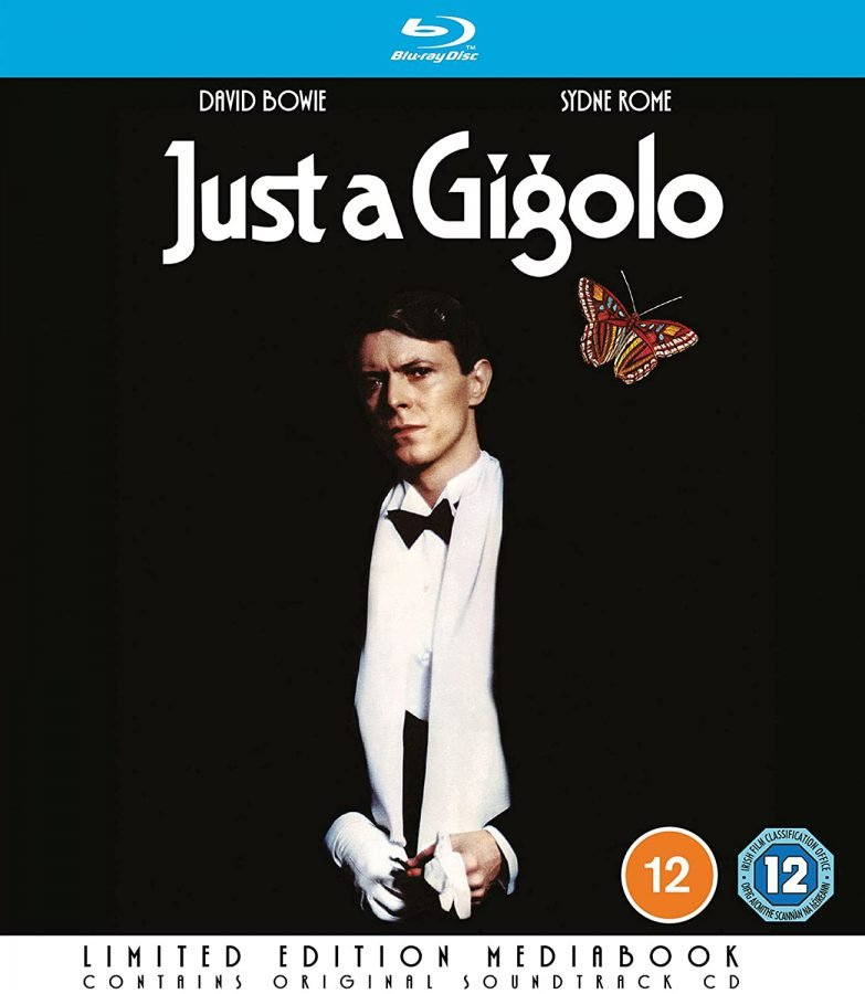 David Bowie Just a Gigolo Blu Ray
