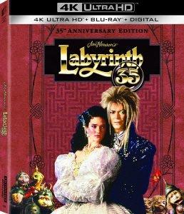 Labyrinth e Just a Gigolo in alta definizione a agosto 1