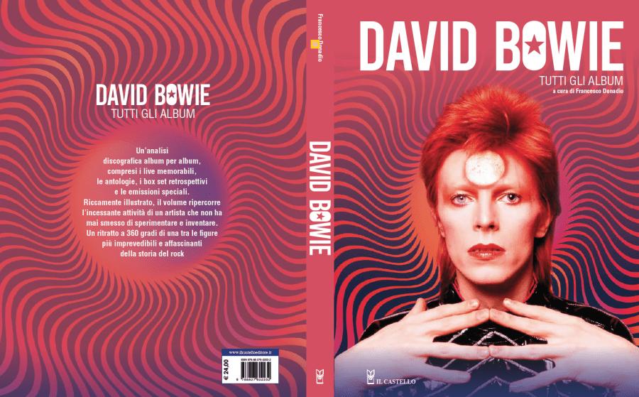 David Bowie - tutti gli album. Intervista a Francesco Donadio 2