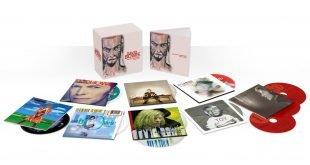 Brilliant Adventure Bowie cofanetto box Toy CD