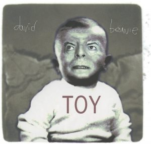 David Bowie Toy CD LP Copertina
